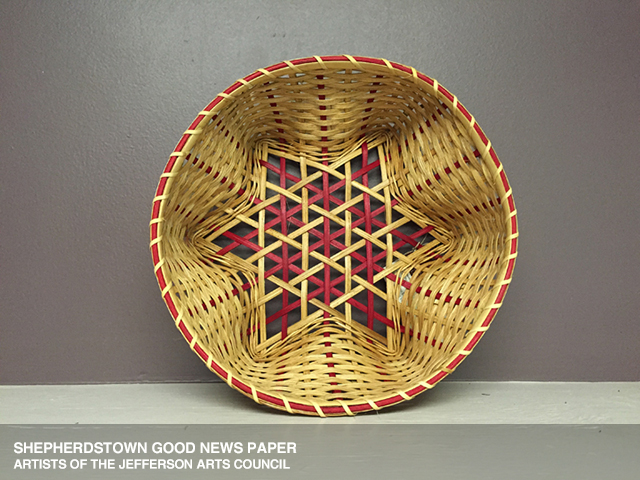 Basket by Anne Bowers