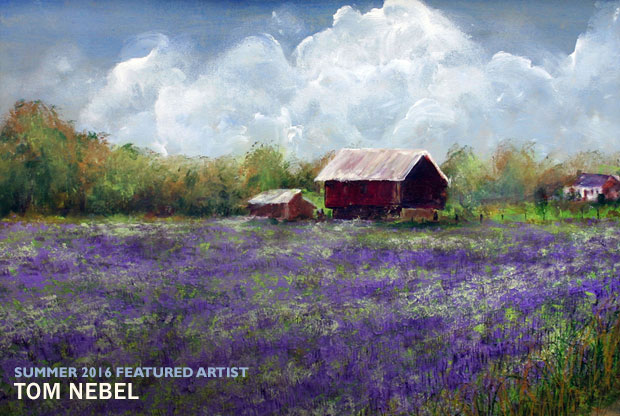 Featured Artist Tom Nebel