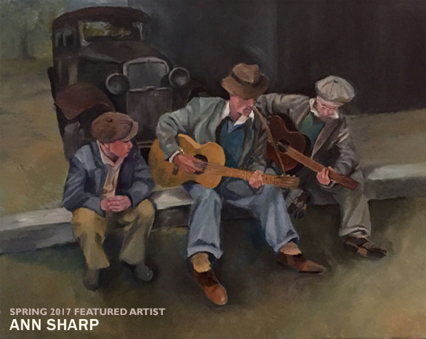 Featured Artist Ann Sharp