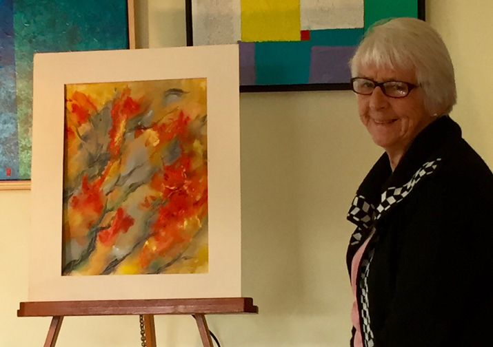 Joan Keith, Autumn