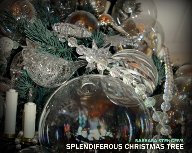Barbara Stenger's Magical Christmas Tree